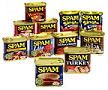 Hormel Spam Product