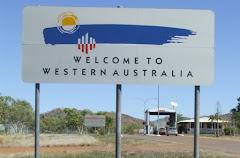 NT/ WA border