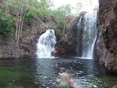 Florence falls, Litchfield Nat. Pk. NT