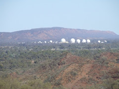 Pine gap, shhhh it's a secret!