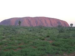 Uluru sunset [4]