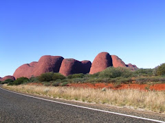 Kata Tjuta (many heads), the olgas