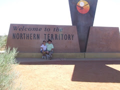 our first time in The Territory