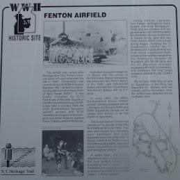 Fenton airfeild