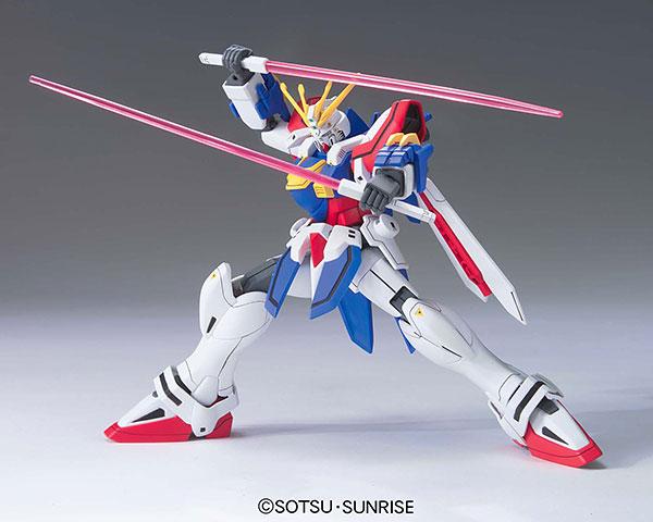 Welcome To Gundam Research HGFC 1144 God Gundam NEW Images