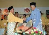 Ketua Bahagian UMNO Beaufort