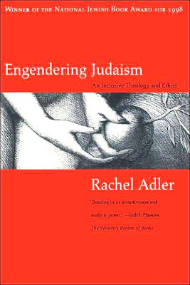 Engendering Judaism by Rachel Adler