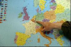 Etude: L'Europe elargie comprendrait 68% de la terre en 2050