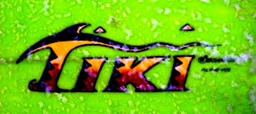 Tiki SeaSnakes all handmade custom surfboards and fins