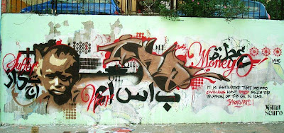 graffiti social africa