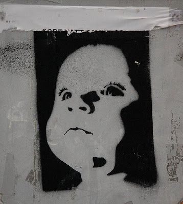 stencil bebe