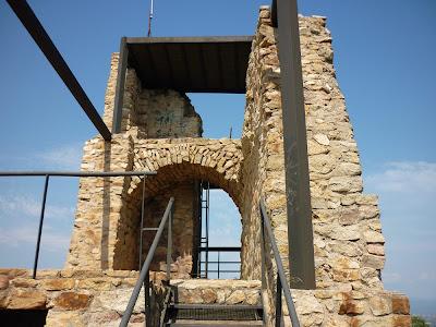 castillo de palafolls