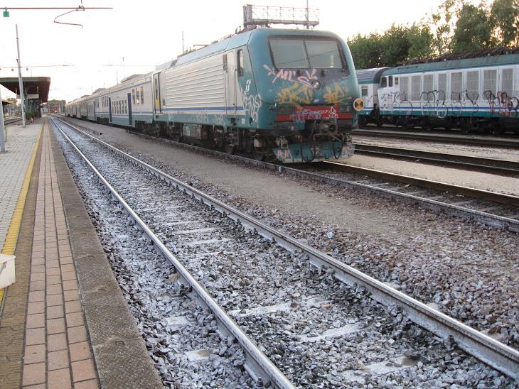 e464 treno regionale