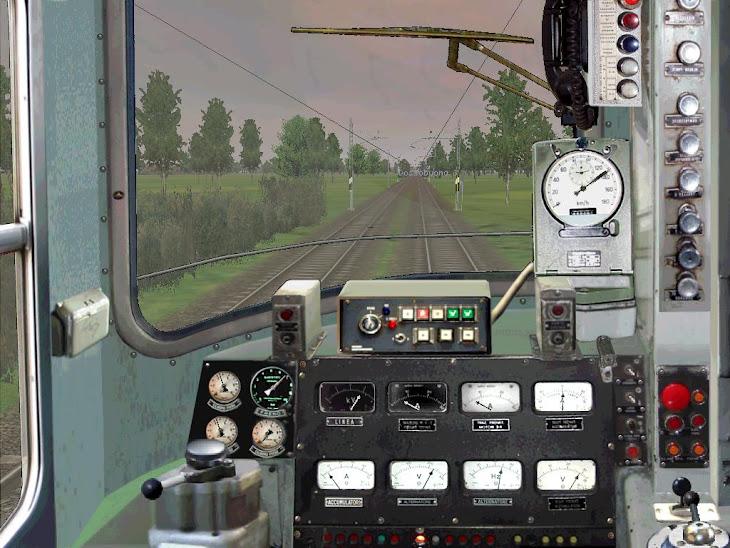 cabina ALe801-940
