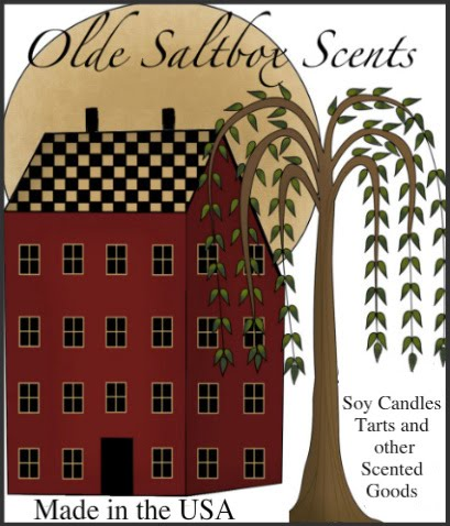 Olde Saltbox Scents CANDLES