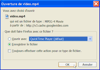 Télécharger une vidéo YouTube au format HD