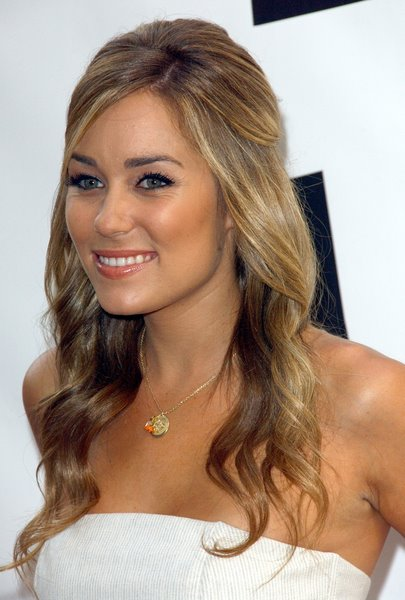 Obviously, the first thing we notice is the Lauren Conrad hair styles.