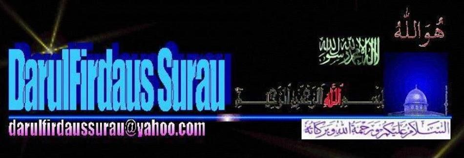 DarulFirdaus Surau
