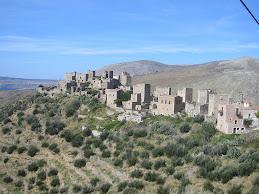 Mani's stone castle