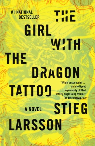 Larsson's the Girl with the Dragon Tattoo (Vintage) By Stieg Larsson,