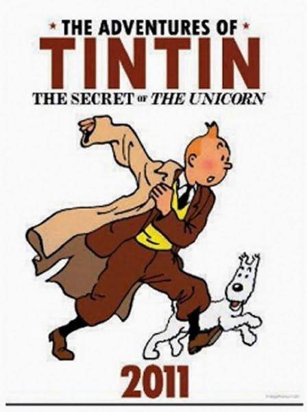 Steven Spielberg Tintin