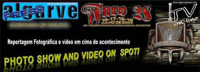28ª Concentração Motos Faro 09