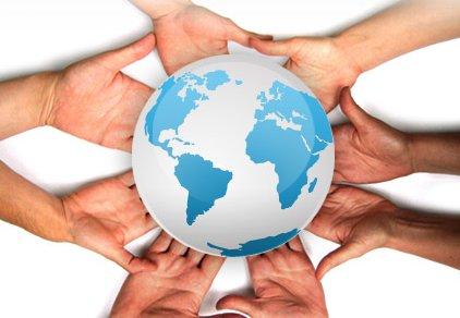 """O """"Mundo"""" em nossas mãos!"""