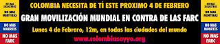 4F: No mas FARC