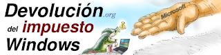 Campaña Devolución impuesto windows