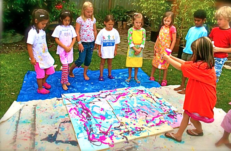 Studio Kids - Children's Art Classes in Ballard, Seattle: Our approach