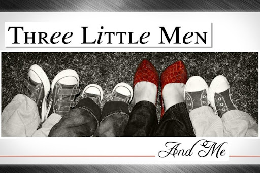 Three Little Men & Me