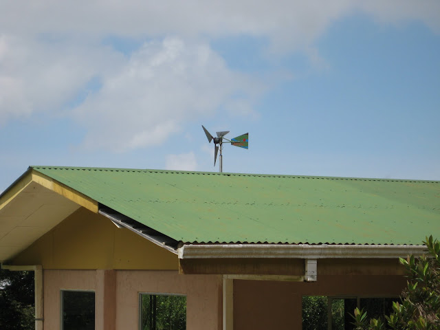 Bilingual School with its Own Windmill