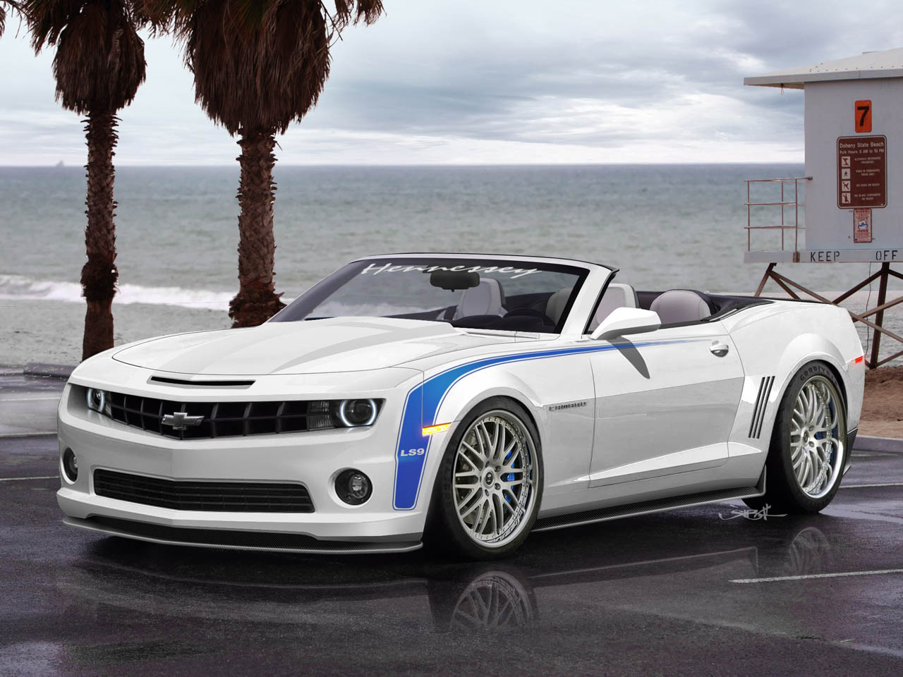 Chevrolet Hpe700 Camaro Convertible Autom 243 Viles Ultimo