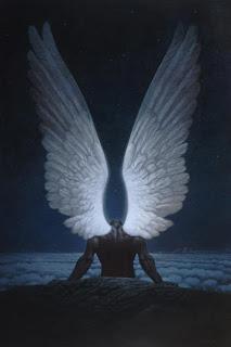 Gambar malaikat, foto malaikat, para maliakat, 10 nama malaikat, tugas malaikat