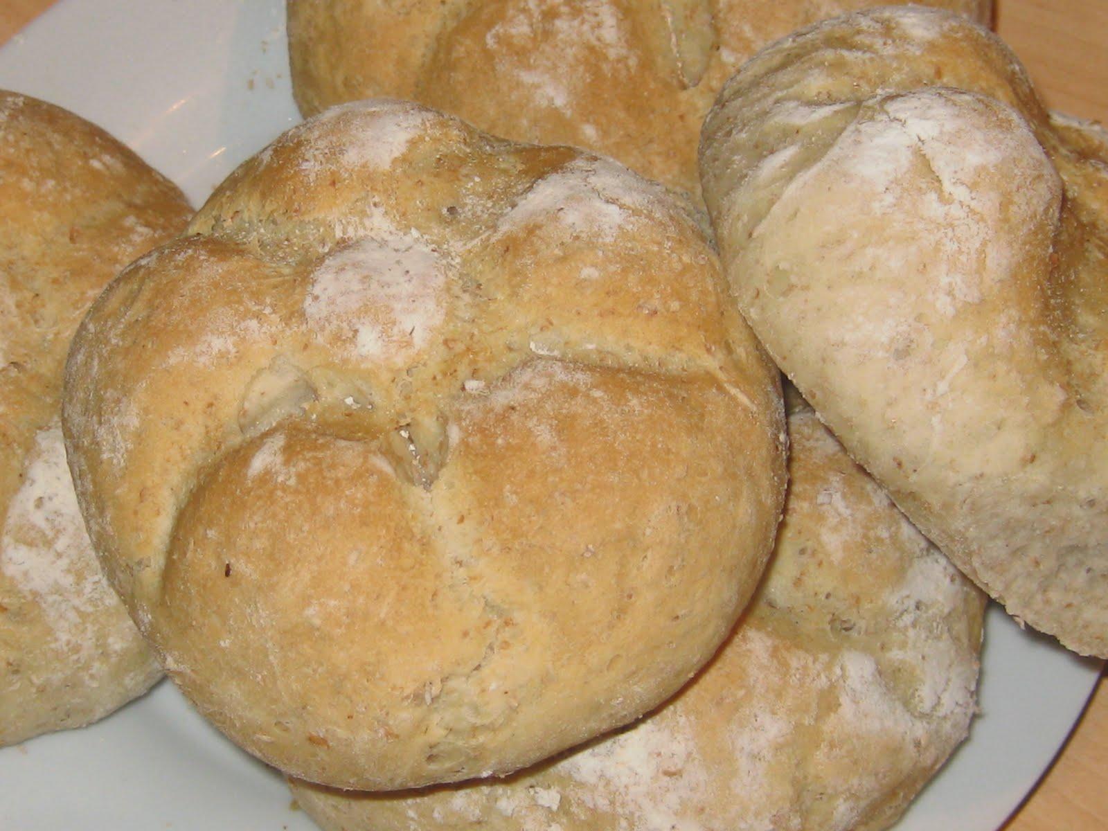PASTELES DE ENSUEÑO: Pan integral fácil y rápido