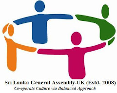 SLGA-UK;Balanced Approach among Organizations with Co-operate Culture & Leadership