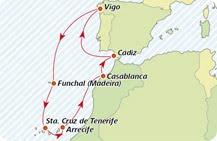 Crucero desde Cádiz