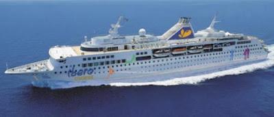 Crucero desde Cádiz 2010