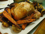 40 Clove Roast Chicken