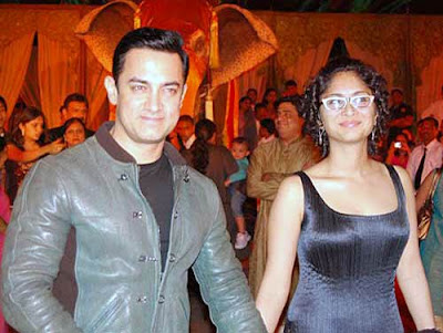 Kiran rao and amir khan