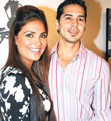 lara dutta and Dino moria