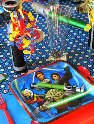 Star Wars Party Futuristic Favorites