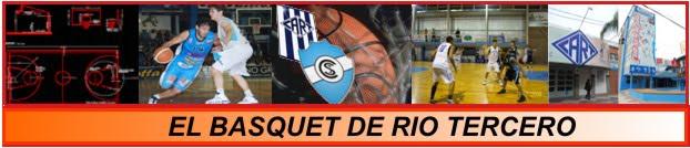 el basquet de Río Tercero
