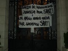 Justicia para Santiago