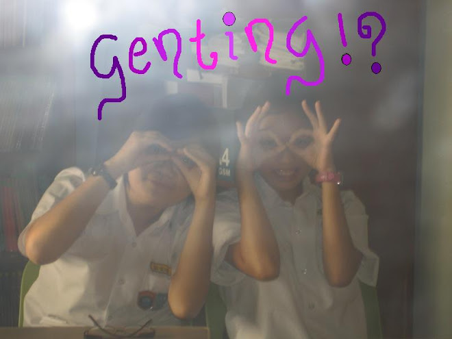 Darling and Me-Genting?!