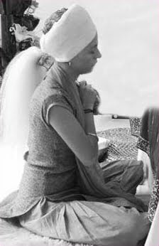 Turbante y Kundalini Yoga