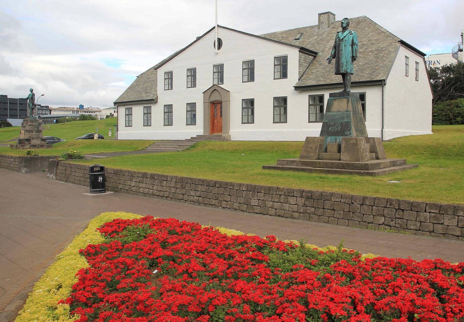 Islandia humilde flor en la eternidad reykjav k iii el nacimiento de la ciudad - Casas en islandia ...