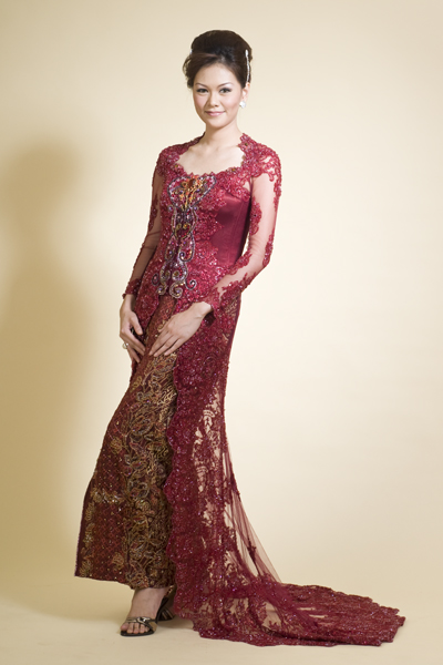 Wedding Dress Design Indonesia Model Wedding Dress