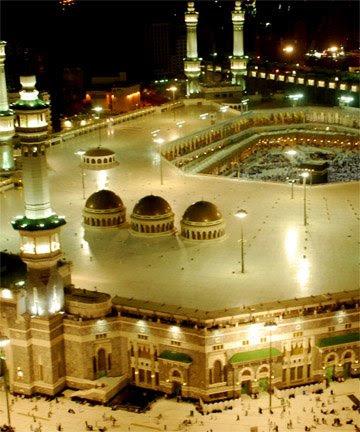 Saudi Arabia: Umrah, a religio-romantic journey