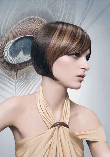 Las máscaras naturales para los cabellos después de la coloración